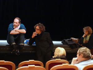 Retour à Reims, l'essai de Didier Eribon mis en scène par Laurent Hatat
