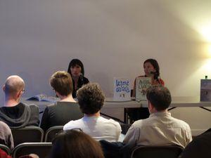 Rencontre avec Catherine Meurisse à la Maison de la culture d'Amiens