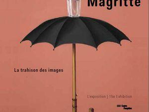 Lecture : Magritte, Ceci n'est pas une biographie de Campi et Zabus
