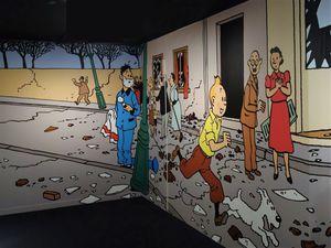 Hergé : Une fabrique de l'universel à (re)découvrir au Grand Palais
