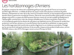 Lecture : eau! Histoire, secrets et richesses de Didier Willot et Pascale Belle