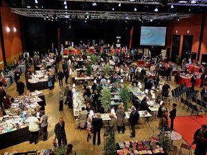 Agenda 2017 des fêtes et salons du livre en Hauts-de-France