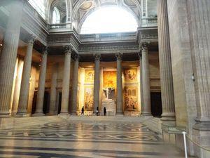 Le temple des grands hommes