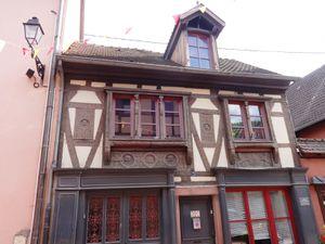 Alsace - 3.Le musée du Vélo Solex à Turckheim