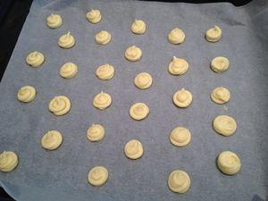 Whoopies beurre de cacahuète