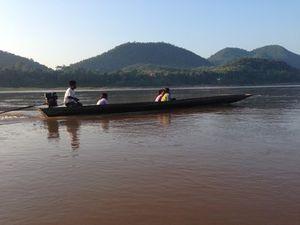 Le Mekong...