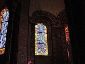 L'église St Austremoine d'Issoire