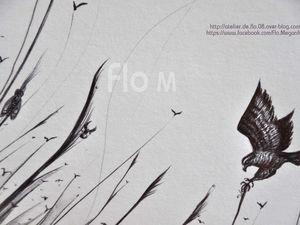 Voyage dans les airs avec Flo