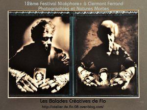 Balade créative de Flo : Clermont entre tricot et photo
