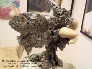 Exposition Carrefour des Arts à Chamalières