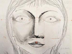 Atelier 2 sur le portrait avec Roy'Art