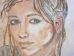 Portraits en perspective - Atelier croquis de Flo.M