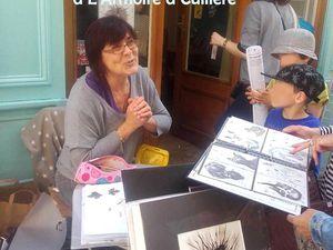 Les Arts en Balade avec Flo.M à Clermont Ferrand