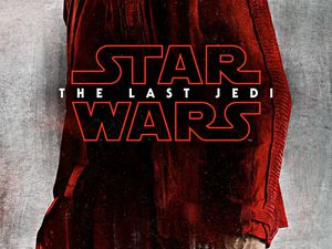 D23EXPO : Les 6 affiches Personnages Star Wars The Last Jedi