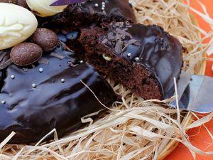 Gâteau Surprise Au Chocolat et Economique &#x3B;-)