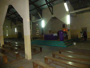 L'église de M'Bodiene