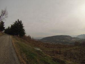 29 janvier 2017 - Isère, Drôme, Ardèche, et retour