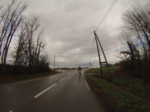 5 mars 2017 - BRM 200km, petites cotes roussillonnaises