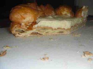 Saint-Honoré, patron des boulangers, priez pour nos caries, notre taux de sucre, le stockage des graisses dans les tissus et le plaisir des papilles