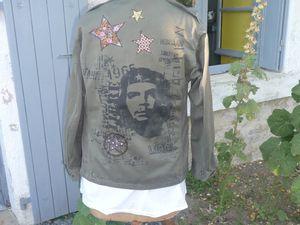 toujours et encore de nouvelles vestes....