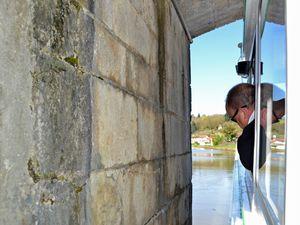 Un dimanche en bateau à Briare