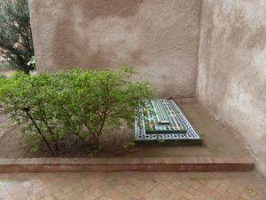 Jardins et tombeaux extérieurs