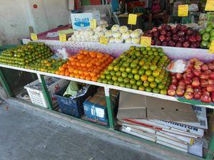 Marché aux fruits et légumes de Phuket