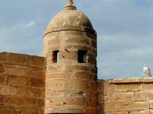 La Sqala du Port, Borj el-Barmil et Bab el-Marsa