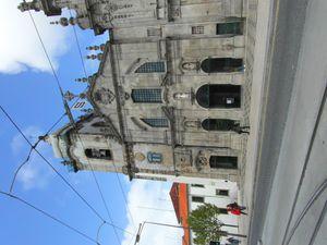Eglises do Carmo et das Carmelitas
