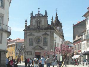 Bâtiment de la Banque du Portugal, Igreja da Lapa, Igreja Dos Terceiros, Convento dos Congregados