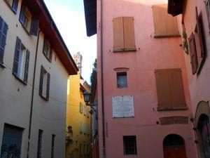 Via Canonica et Casa Buratti