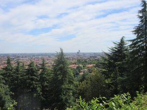 Panoramas sur Bologne