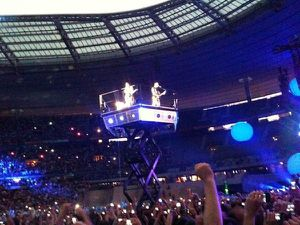 Come let the revolution take its toll: Muse au Stade de France