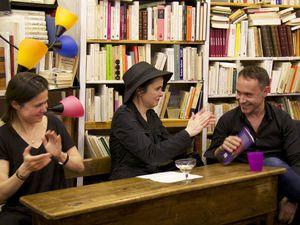 Copyright Yves Heck, Sarah Nell et Stéphanie Joly