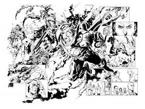 [News Comics VO] Aperçu de quelques vilains pour le Villains Month