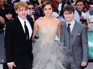 Studios Harry Potter - derrière les scènes...