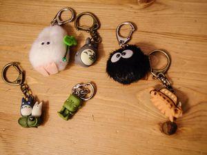 Des portes clefs :)