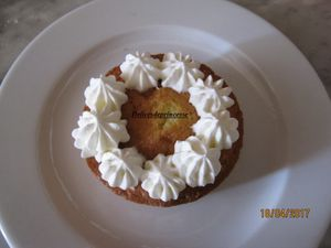 MINI VICTORIA SPONGE CAKES/TEA TIME CHALLENGE #1