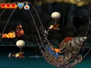 [MON AVIS] Donkey Kong Country Returns 3D
