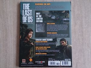 [ARRIVAGE] Artbook et guide The Last of us