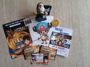 [ARRIVAGE] Kit preco One Piece Pirate Warriors 2