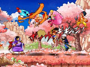 One Piece Super Grand Battle! X arrive sur 3DS
