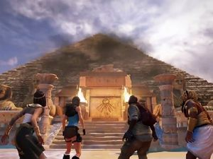 [MON AVIS] Lara croft and the Temple of Osiris
