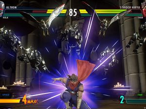 [MON AVIS] Marvel vs Capcom Infinite