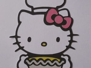 Hello kitty, Gorjuss &amp&#x3B; Créablabla