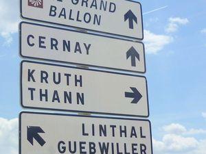 En selle, un morceau de choix, le grand Ballon