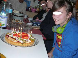 Gâteau Superman