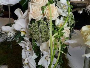 Bouquets du salon du Mariage de Valence