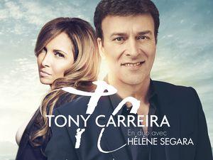 Hélène Ségara et Tony Carreira dévoilent le clip de leur duo Les eaux de mars
