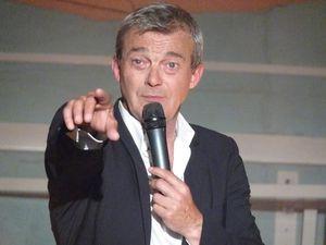Pierre Lemarchal à Saint Galmier : splendide